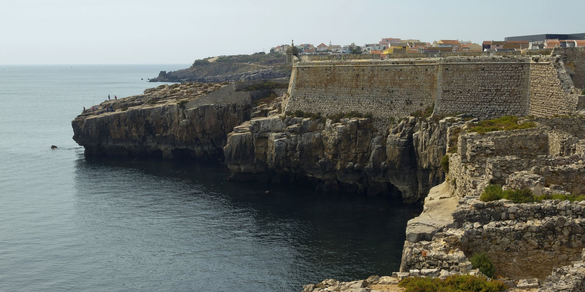 Peniche Fortress Portugal