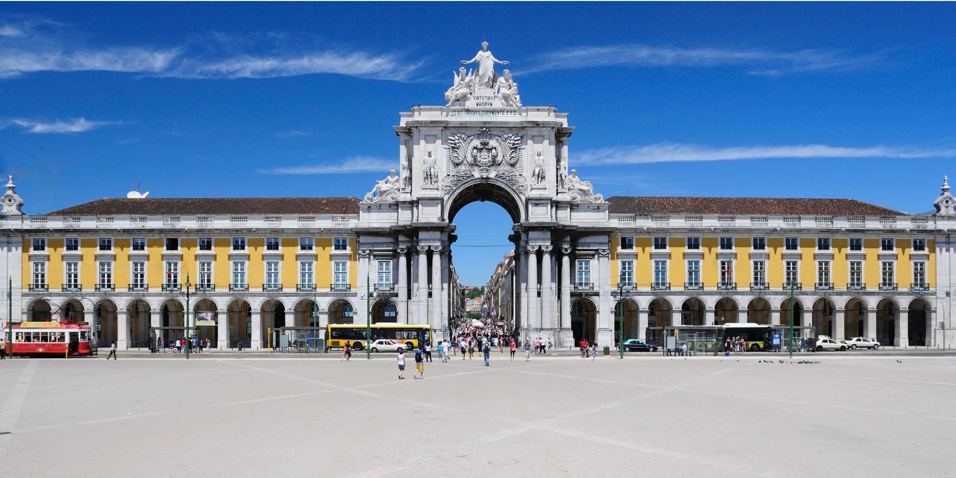 Praça do Comércio Lisbon hotel