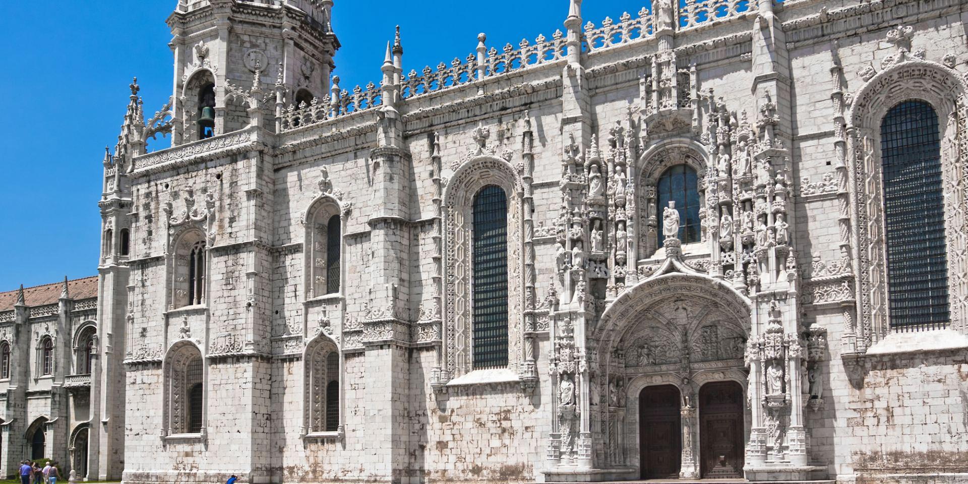 Mosteiro dos Jerónimos hotel Lisbon