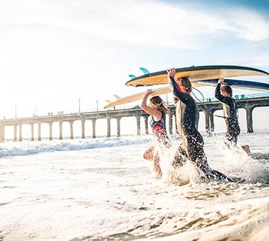 Surf em Portugal