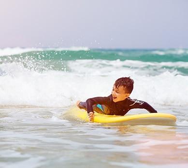 Surf e Hotel
